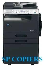 SP COPIERS THE PHOTOCOPIER DEALER Konica Minolta Bizhub 215 Brandnew Photocopier Xerox Machine in Chennai SP Copiers 9952073505