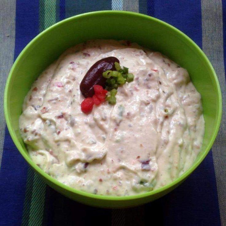 Rezept Dattelcreme von simonegiesing - Rezept der Kategorie Saucen/Dips/Brotaufstriche