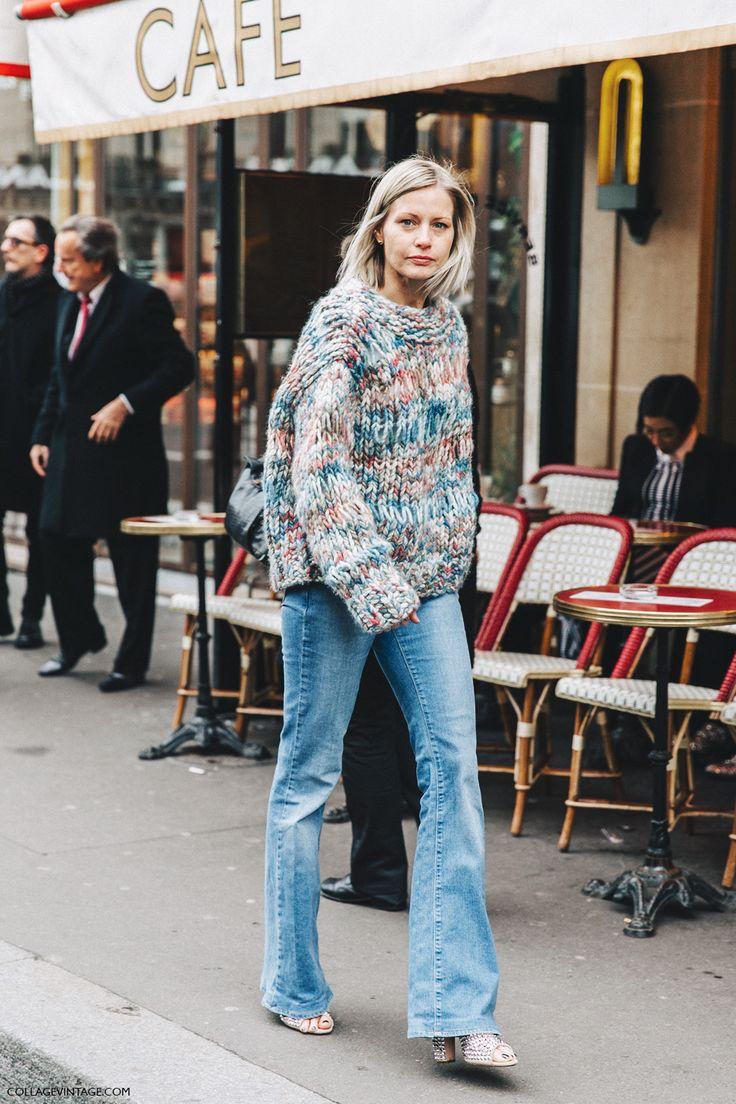Street Style PFW X (Collage Vintage)