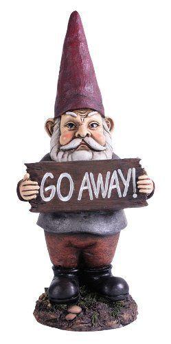 Visit The Home Depot To Buy Kelkay Midi Go Away Gnome 4817