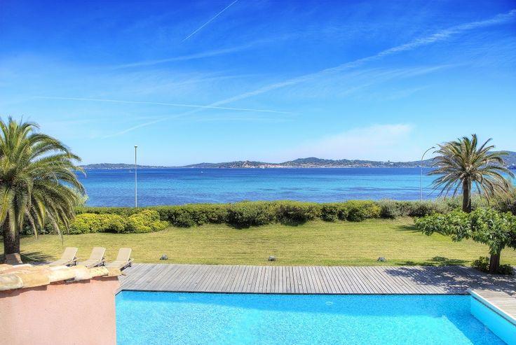 Villa Oceana is een prachtige luxe vakantievilla in het hart van de Côte d Azur, gelegen aan de noordkust van de Golf van Saint-Tropez