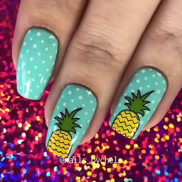 --Video Pin-- 2020 Coffin Nail Trends, Nail Colors 2020, Summer Nail Colors 2020, Nail Designs, Nail Designs Pictures, Summer Nail Ideas, Spring Nail Ideas, Fall Nail Ideas, Winter Nail Ideas