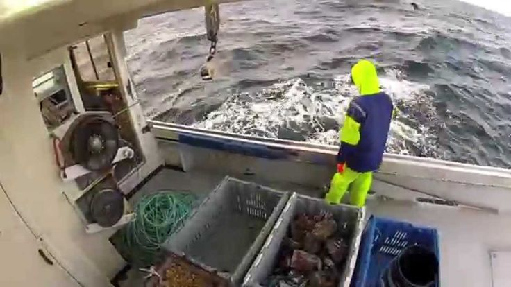 SEE the amazing teamwork needed for Lobster Fishing! Boat from Dennis Pt Wharf, #NovaScotia GoPro Lobster Fishing HD: http://youtu.be/QMaGaar6Xss via @youtube