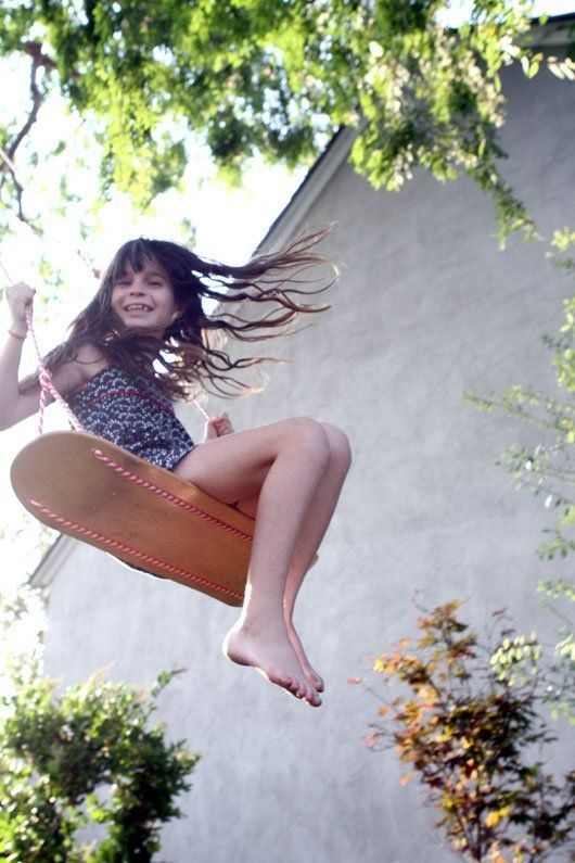 SoCal-Style DIY: Make Your Own Skateboard Deck Swing — For the Love of...