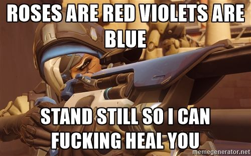 The best part about playing Overwatch with your SO is flaming each other http://ift.tt/2kwj3Fg