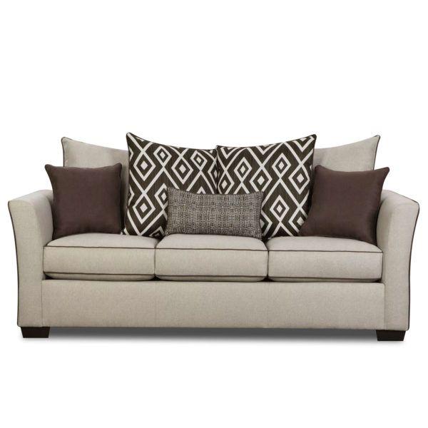 Simmons Sofa 4202s Stewart Linen Hope Home Furnishings And Flooring Sleeper Sofa Sofa Upholstery Upholstery