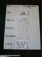 The Natural Homeschool: French Lessons for Preschoolers and Kindergartners (Basics: Greetings, Colors, Numbers)