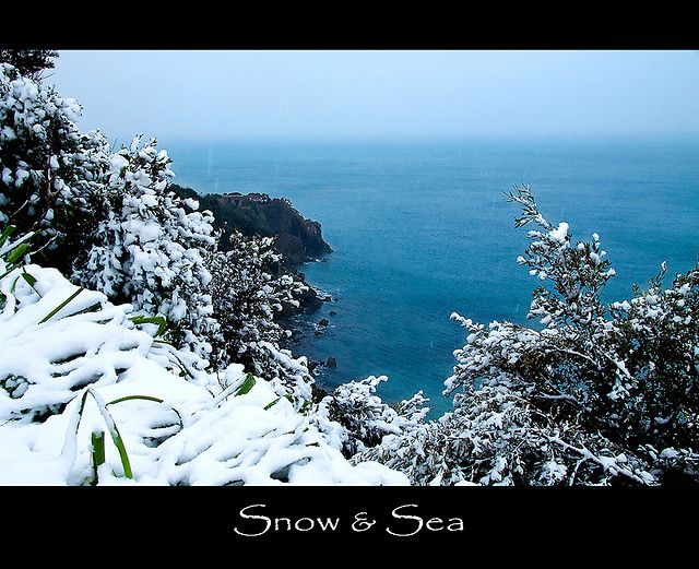 Snow & Sea in Maremma Tuscany