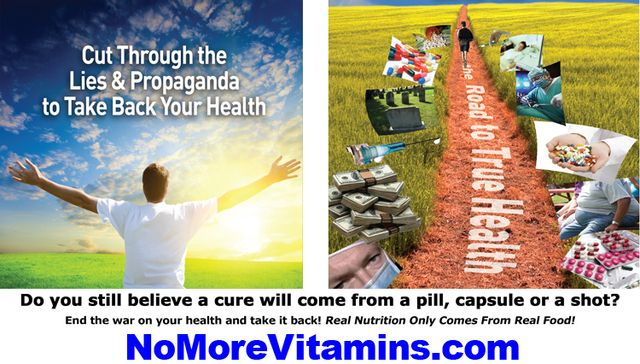 Do You Still Believe a Cure Will Come From a Pill? https://thehealthfoodguru.com/products