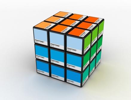 Fun!: Pantone Colors, Pantonerubik, Rubix Cubes, Pantone Rubix, Rubik'S Cube, Rubik Cubes, Graphics Design, Pantone Rubik, Products