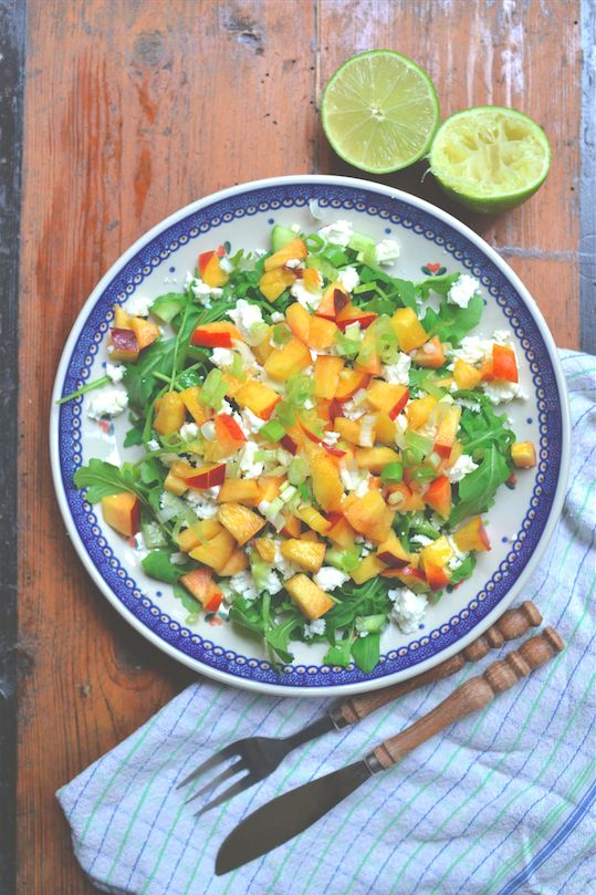 Alicia's Kitchen Antics | A Cooking Blog with Recipes & More: My Summery BBQ Salad