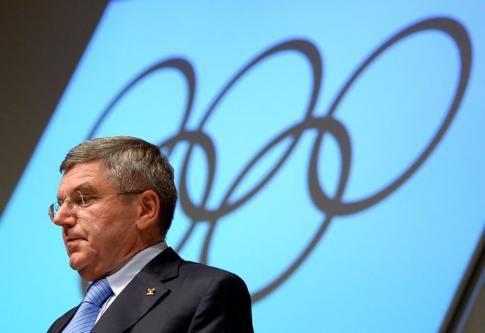 Thomas Bach élu le 10 septembre à la tête du Comité international olympique (CIO).