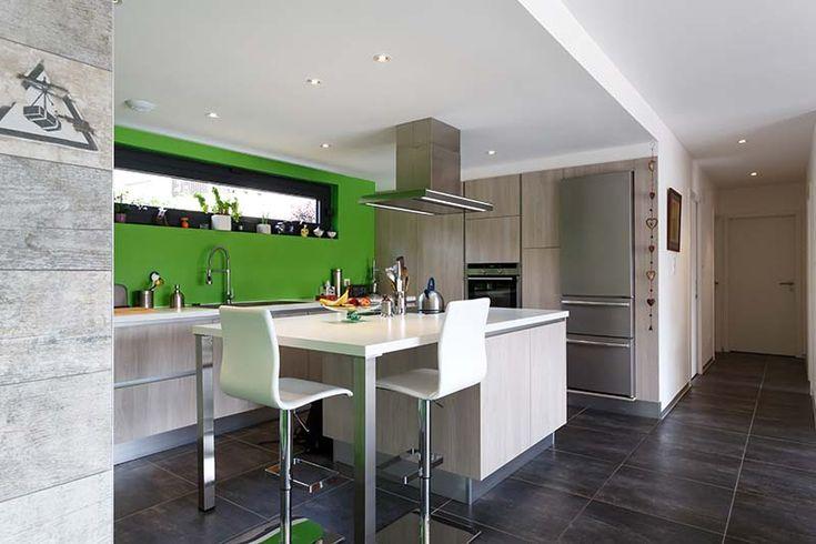les 29 meilleures images du tableau booa cuisines sur pinterest cuisines tout le et constructeur. Black Bedroom Furniture Sets. Home Design Ideas