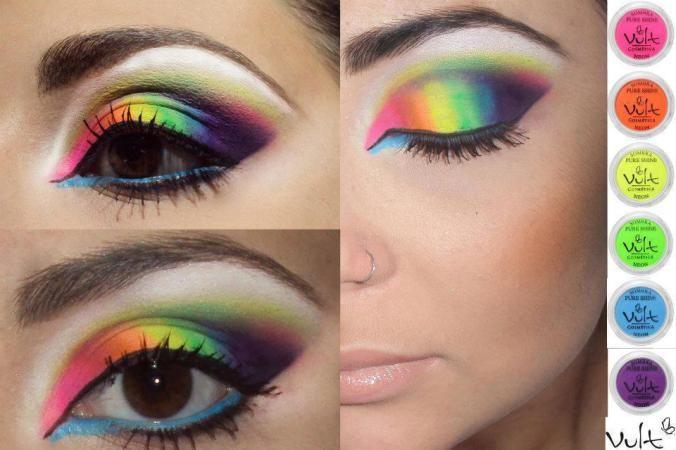 make arco iris
