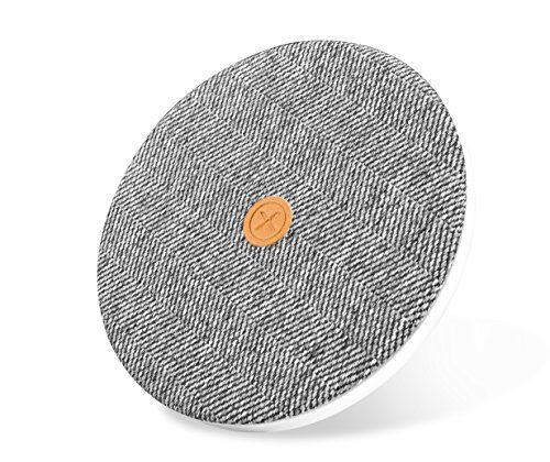 Wireless Charging Pad for Smartphones - Fast Wireless Charger - Qi Standard - for iPhone, Samsung, HTC, Motorola, Nokia, Sony, LG, Google and other phone models  https://topcellulardeals.com/product/wireless-charging-pad-for-smartphones-fast-wireless-charger-qi-standard-for-iphone-samsung-htc-motorola-nokia-sony-lg-google-and-other-phone-models/  STYLISH CHARGING – add some style to your desk, table or work surface with our flat, fabric charging pad. Just rest your phon