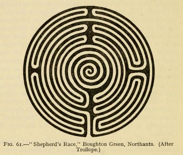 """Fig 61. Shepards Race, Boughton Green, Northants."""