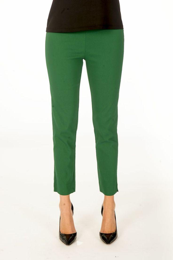 Essentials : Threadz Side Zip Pant