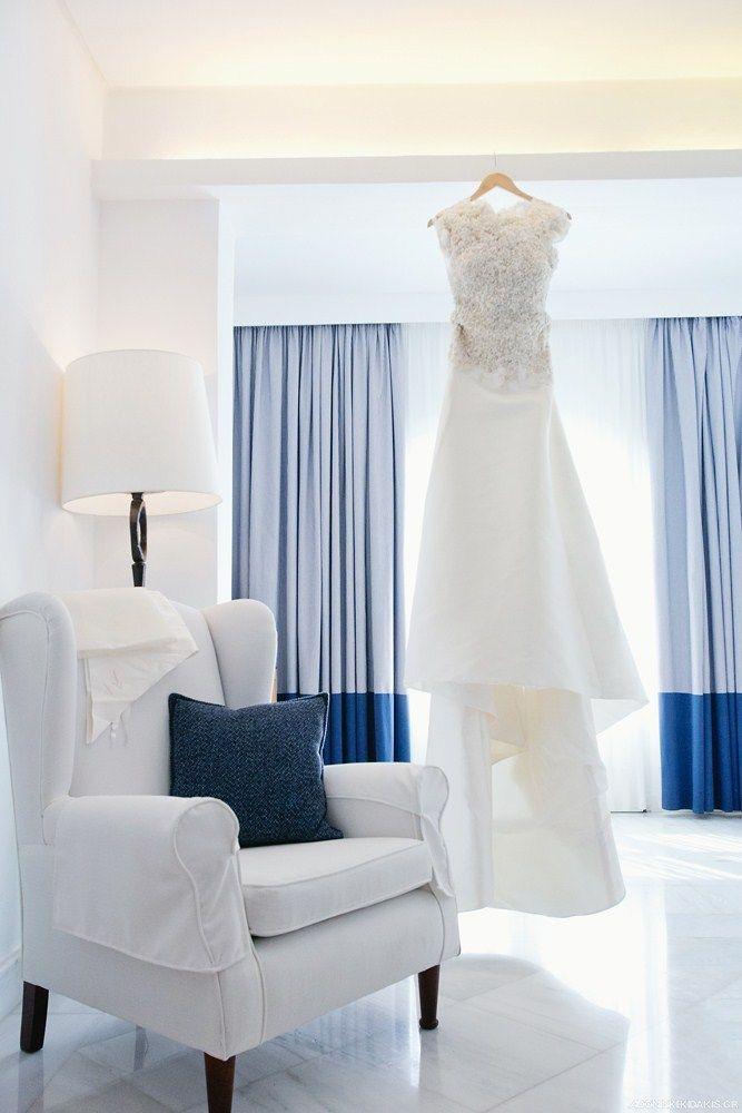 Wedding dress not included in room facilities at Mykonos Grand Hotel & Resort!!!