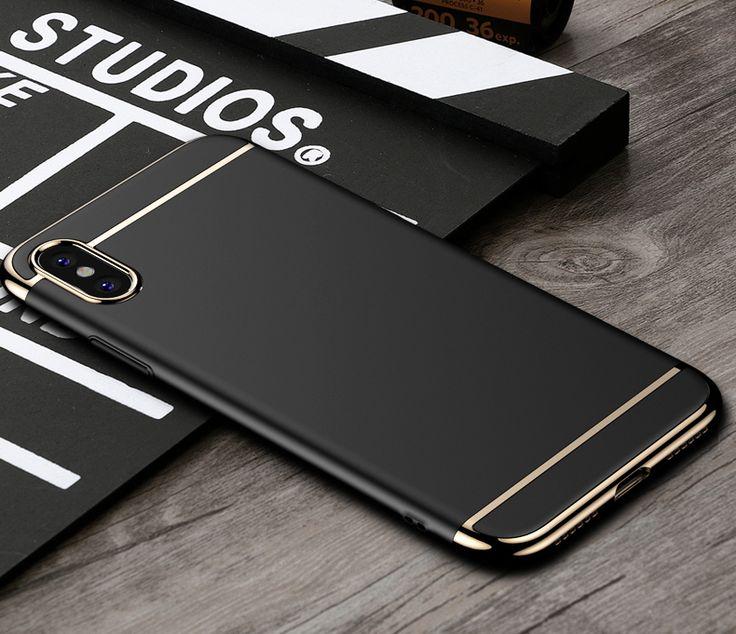 Luxusný 3-dielny obal na iPhone X | Luxusné a módne šperky, doplnky, ozdoby, darčeky