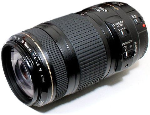 Canon EF 75-300mm f/4-5.6 III Telephoto Zoom Lenses for CANON SLR Cameras: A Review