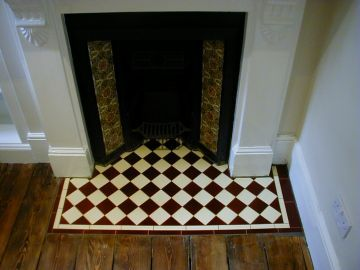 24 best Fireplace images on Pinterest | Tiled fireplace, Hearth ...