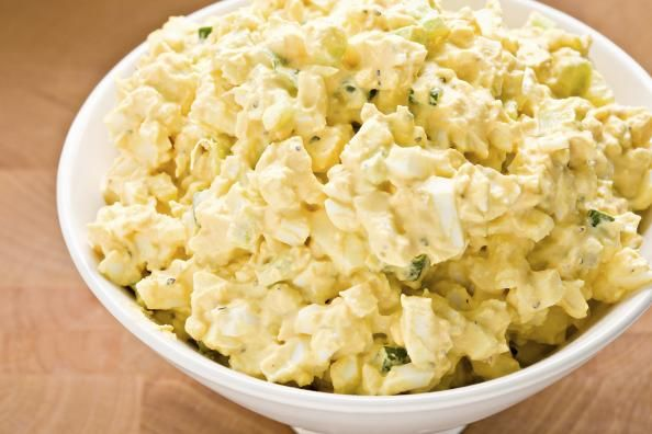 LUNCH: Standard Egg Salad