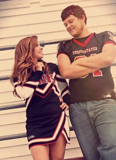 #cheer #football #senior