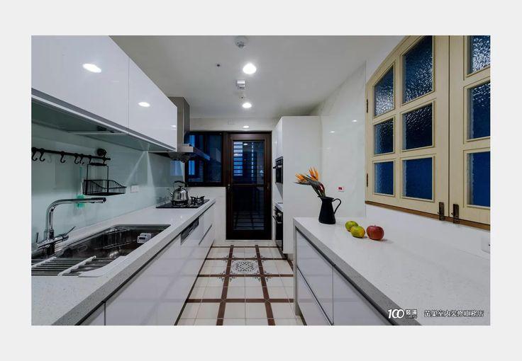 竹北市 哈洛德 英倫_鄉村風設計個案—100裝潢網