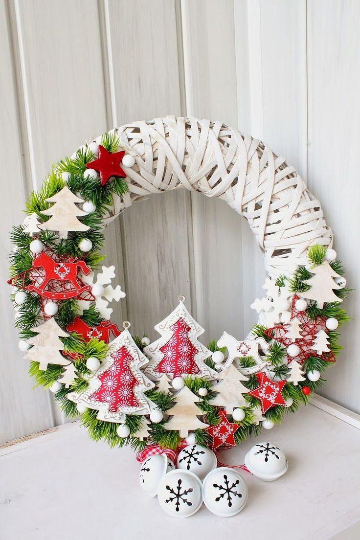 заработать венки рождественские своими руками картинки панасоник