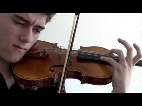 ▶ Albinoni: Adagio in G minor [Violin & Organ] - by Stepan Grytsay