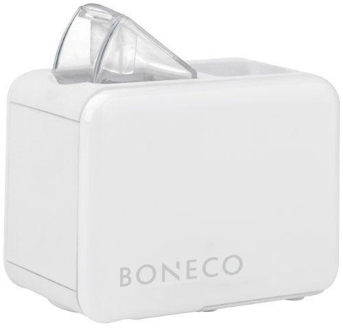 Boneco U 7146 Nébuliseur à ultrasons Blanc (Humidificateur de Voyage): Humidificateur Petit, compact et transportable Faible consommation…