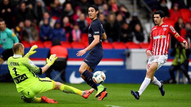 Liga Francesa: El PSG gana al Nancy sufriendo y pensando en el Barcelona | Marca.com http://www.marca.com/futbol/liga-francesa/2017/03/04/58bafe2ee5fdeacf6c8b45c5.html