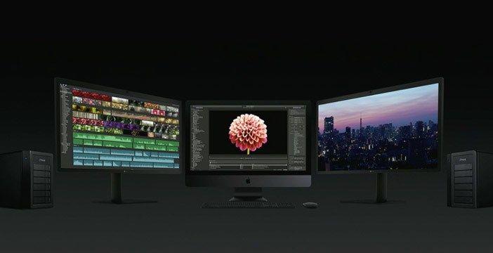 iMac Pro: un mostro di potenza (e che prezzo) Al WWDC 2017 Apple ha presentato ufficialmente tanti prodotti, ma ha anche dato delle anticipazioni su altri come, per esempio, sull'iMac Pro. L'iMac Pro dovrebbe essere presentato ufficialmente, ma #imacpro #apple #wwdc2017 #pc #tech