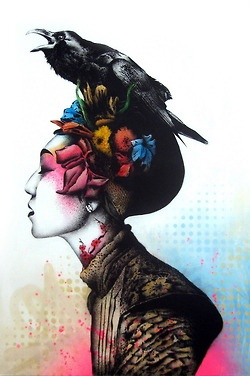 Lovely artworks by FIN DAC
