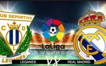 Prediksi Bola Leganes vs Real Madrid 19 Januari 2018