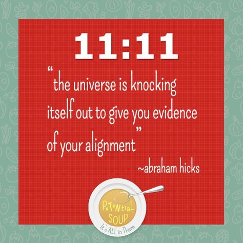 Sometime in 2008, I started seeing the numbers 1111 meaning alignment. It kinda drove me crazy. I kept seeing 1111 everywhere. Spiritual meaning of 1111.