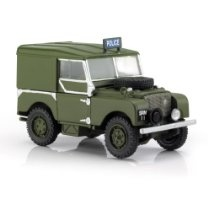 #Corgi VA11102 1:43 Scale #LandRover Series 1 - Police Cumberland & Westmorland Constabulary Vanguards Police Limited Edition