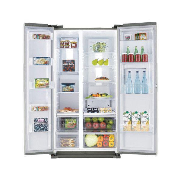 1000 id es propos de frigo americain sur pinterest. Black Bedroom Furniture Sets. Home Design Ideas