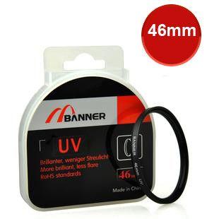 46mm UV Lens Filter for Canon Sony & Nikon SLR Camera Accessories