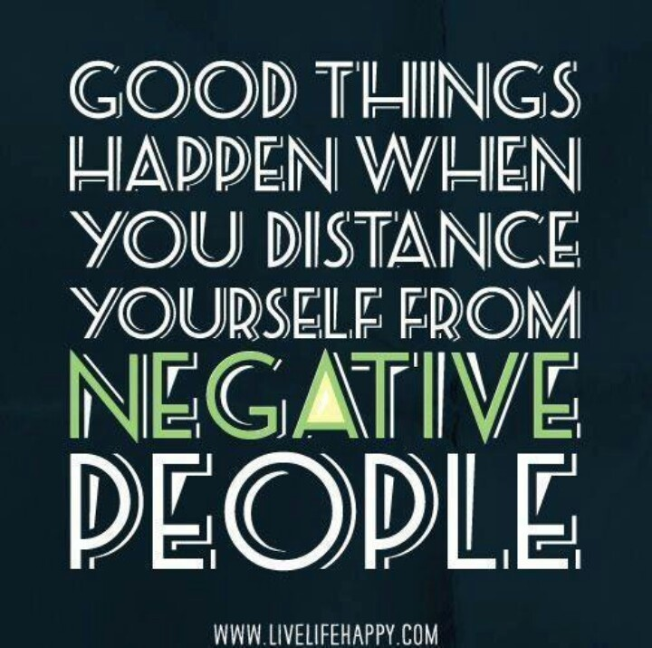 Free Yourself From Negative People Quote: Quotes About Dealing With Negative People. QuotesGram