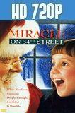 Conocida en Latino América como: Milagro en la calle 34 (1994) HD 720p Latino una linda película infantil que se une a nuestra especial de navidad 2014.