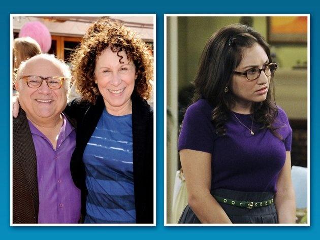 Lucy DeVito    Famous Family: Danny DeVito and Rhea Perlman, parents