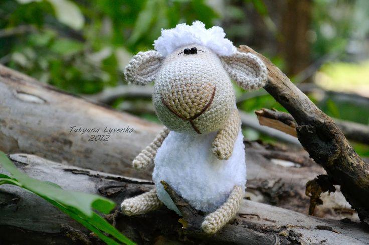 magic filament: овечки