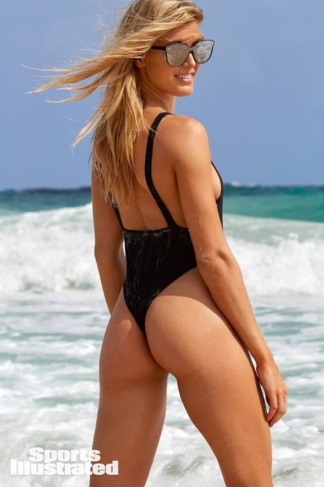 Various N 2018 Sports Illustrated SI Swimsuit Bikini Model EUGENIE BOUCHARD