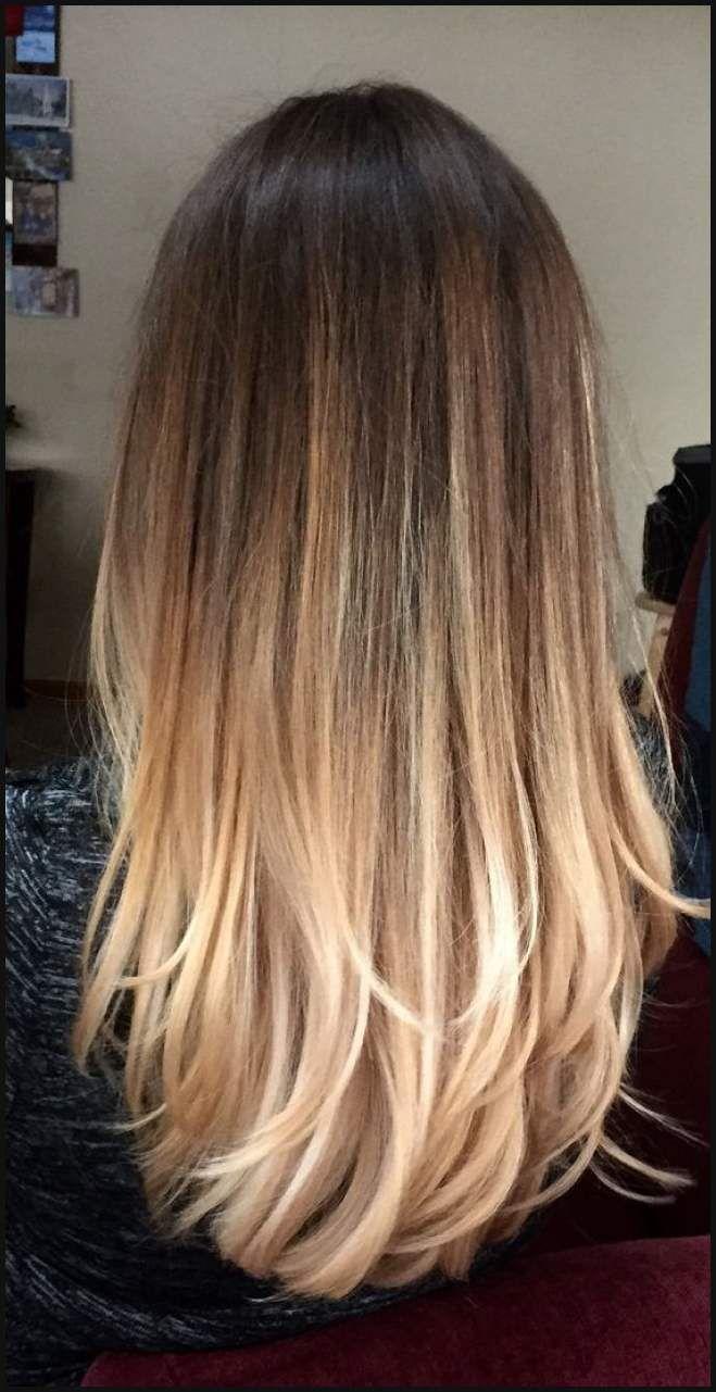 Strahnchen Abc Das Bedeuten Die Haarfarbe Trends Balayage Sombre Einfache Frisuren Hair Styles Long Hair Styles Hair