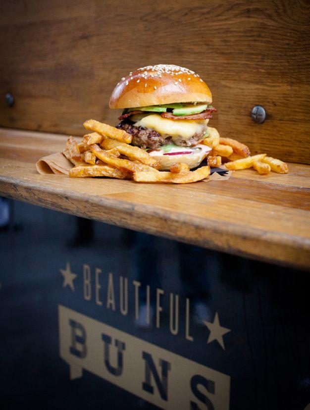 Les meilleurs burgers de la capitale - Cantine California