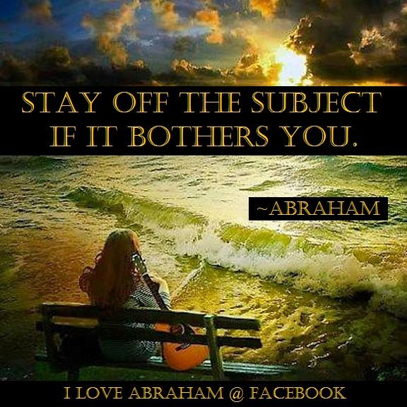 Abraham-Hicks Quotes #abrahamhicks Please join me on my facebook page I Love Abraham at: https://www.facebook.com/iloveabrahamteachings