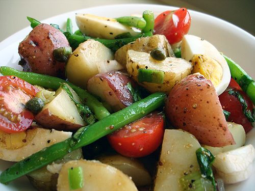 Healthy Meals For Athletes Colleges Potato Salad And