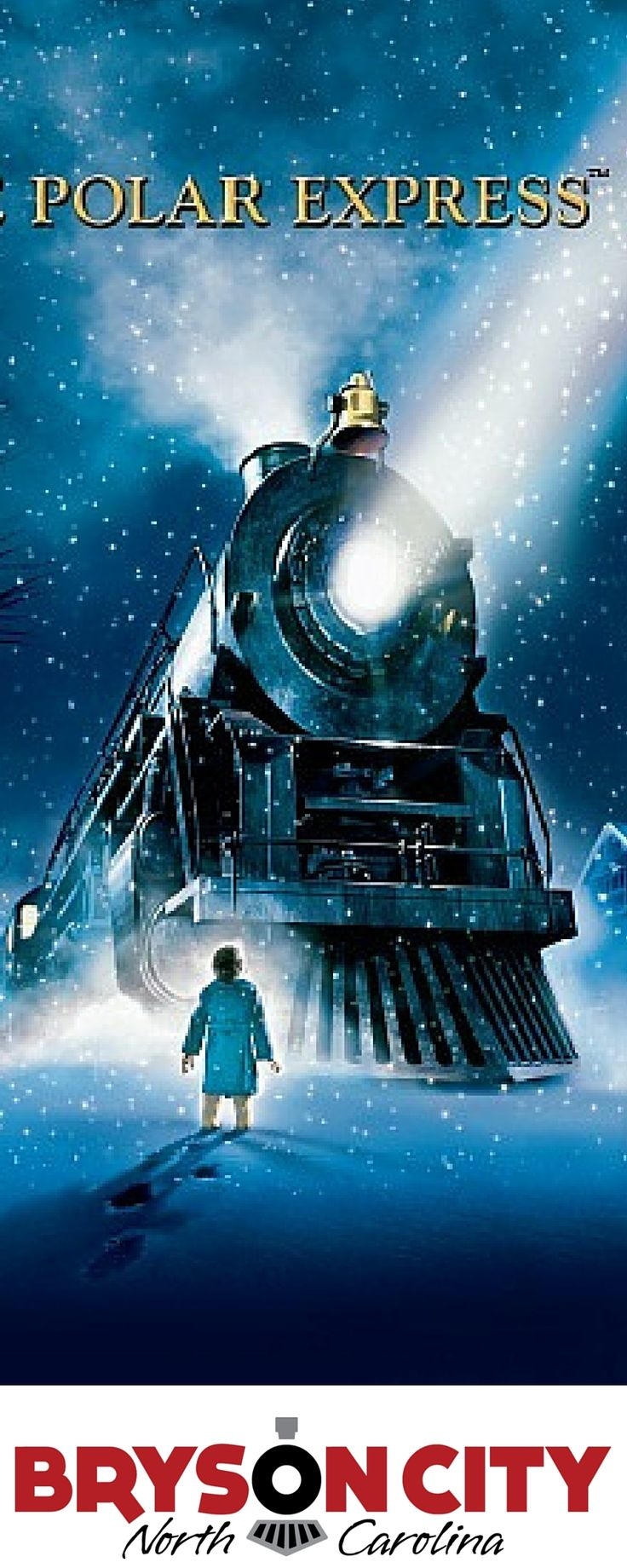 Experience the magic of the holidays on the Polar Express train ride running now through January 3, 2016, and departing from the Great Smoky Mountains Railroad train depot in downtown Bryson City. Enjoy costumed characters from the book, treats on the way and a visit from Santa. And make sure to wear your jammies on the trip! Tickets: https://rezeast.net/gsmr/polar15.aspx. Find a place to stay: http://www.greatsmokies.com/lodging.html