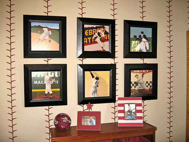 70 Best Baseball Room Ideas Images On Pinterest